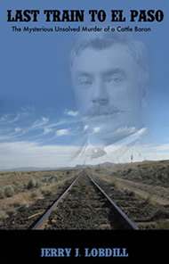 Last Train to El Paso Book Cover